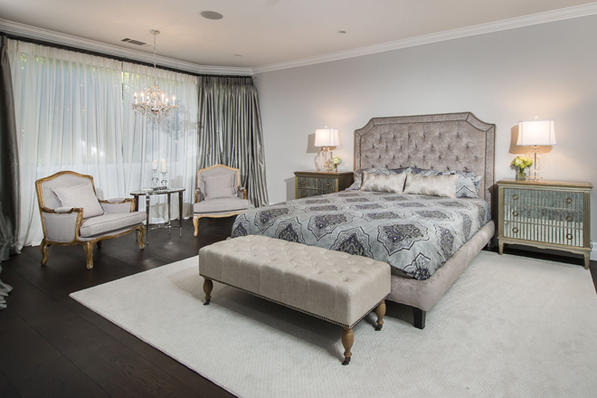 Calabasas Bedroom 2 by Eve Mode Design