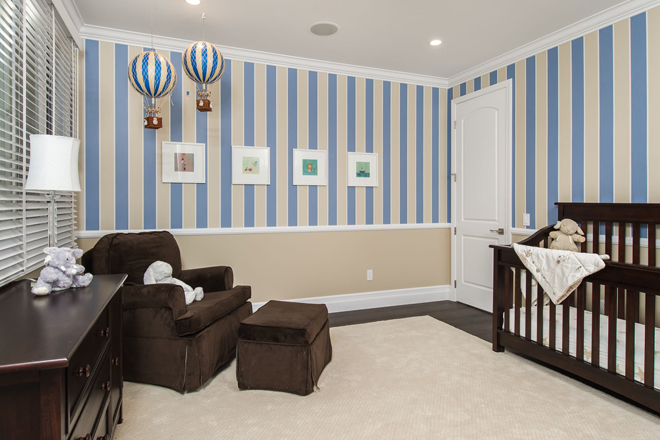 Calabasas Children's Bedroom by Eve Mode Design