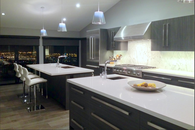 Eve Mode Design Palos Verdes Kitchen