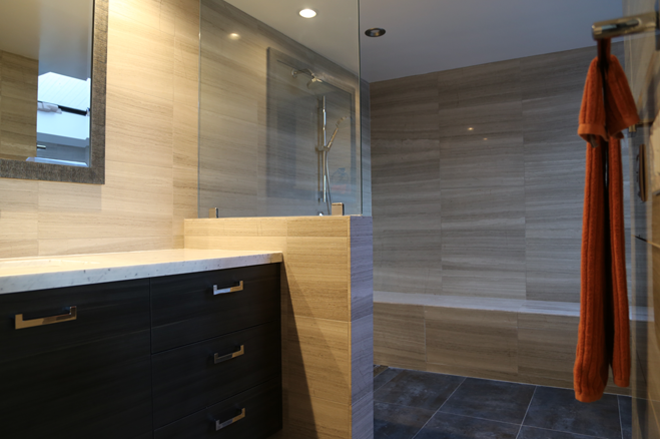 Eve Mode Design palos Verdes Bathroom