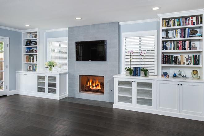 Eve Mode Design_Manhattan Beach Living Room