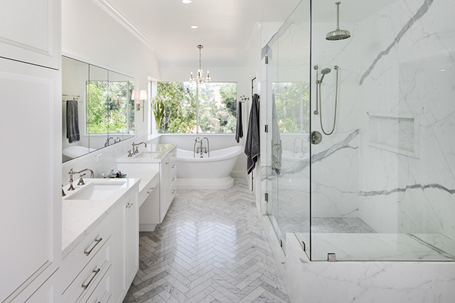 EveModeDesignCalabasas Bathroom long
