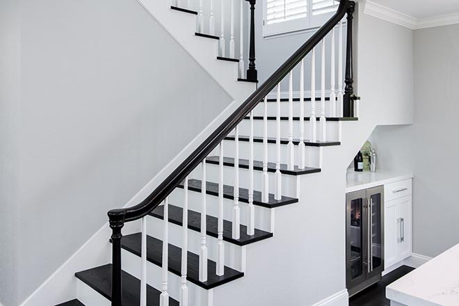 EveModeDesignCalabasas Stairs