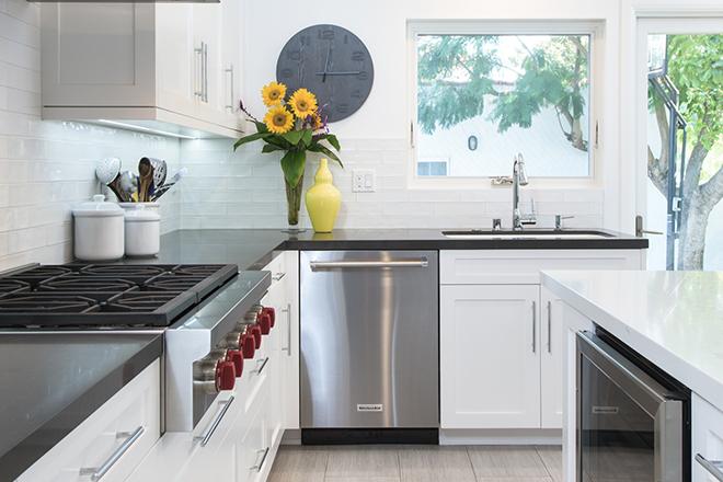 Eve Mode Design – Beverly Hills Kitchen Remodel 4