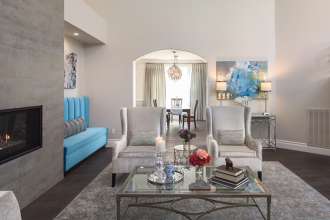 Eve Mode Design – Dining Room