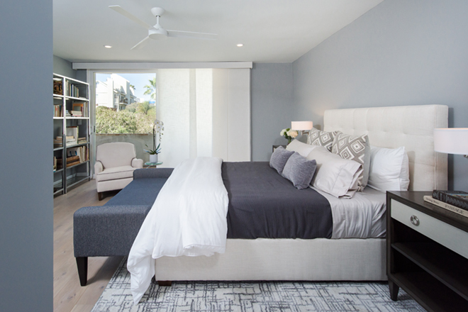 EveModeDesign-California Beach House -Bedroom