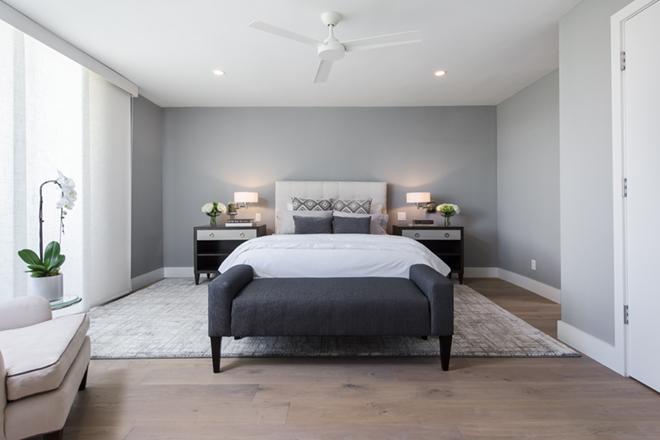 EveModeDesign-California Beach House -Bedroom2