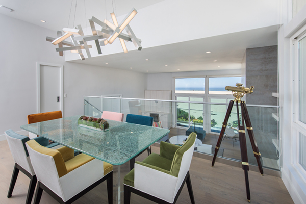 EveModeDesign-California Beach House -Dining Room