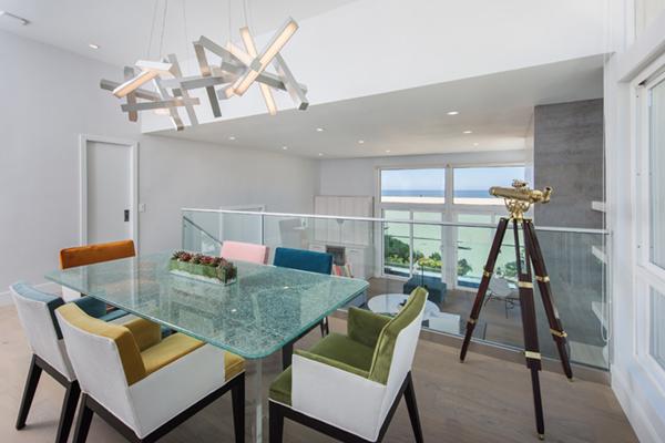EveModeDesign-California Beach House -Dining Room