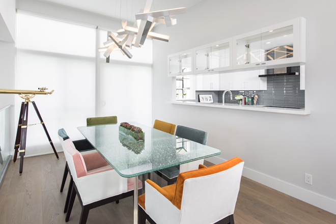 EveModeDesign-California Beach House -Dining Room2